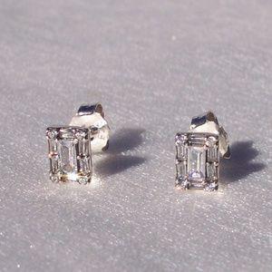 Pandora Luminous Ice Stud Earrings